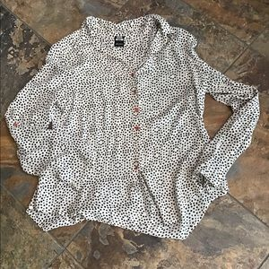 Anthropologie Ella Moss soft and beautiful blouse